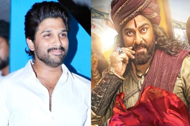 Allu Arjun Lauds Syeraa And The Team