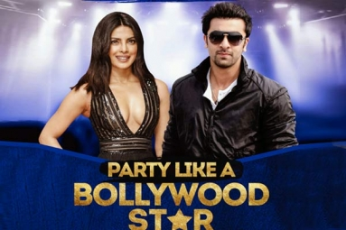 Party Like A Bollywood Star