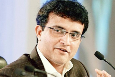 Ganguly Lauds India's Win over Australia, Says Series Will Be Competitive