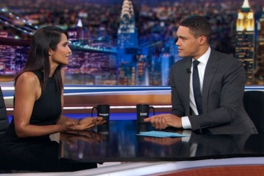 'Top Chef' Host Padma Lakshmi Reveals Her Immigration Story