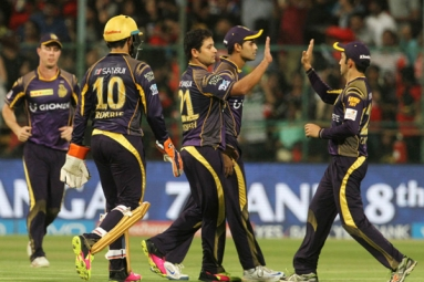Kolkata Knight Riders Grand Entry With a Stunning Victory