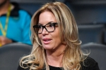 Jeanie Buss In Control Of Los Angeles Lakers For Life