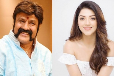 Balakrishna to Romance Mehreen Beauty