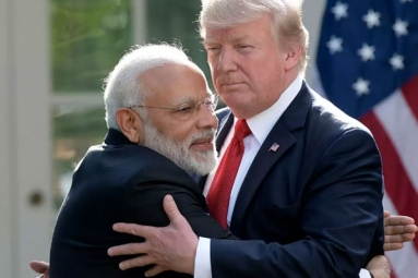 "PM Modi tweets ""More Power To India-US Friendship"""