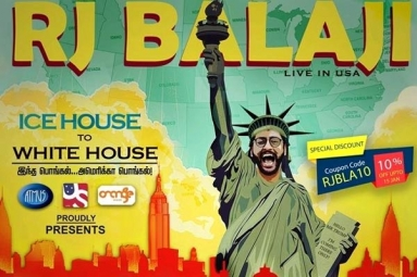 RJ Balaji - Ice House To White House