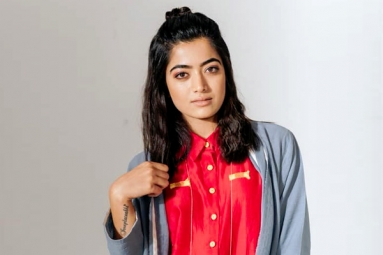 Rashmika's Special Telugu Lessons For Pushpa