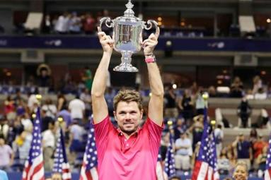 Stan Wawrinka stuns Novak Djokovic to clinch US Open title!