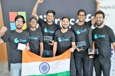 Students From Faridabad Win 2019 Microsoft Imagine Cup Asia Regional Semifinals