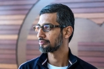 Google's CEO, Sundar Pichai to take helm of Alphabet Inc.