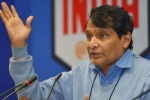 Suresh Prabhu to Raise Steel Duty, Visa Issues with USTR, American Commerce Secretary