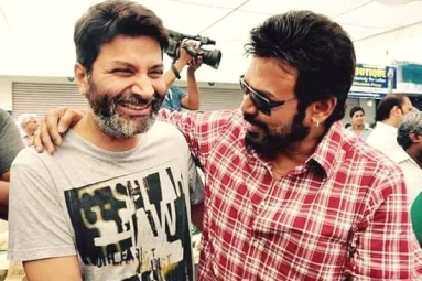 Venkatesh And Trivikram To Work Together?