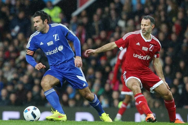 U-17 FIFA World Cup will put India on Global Map: Luis Figo and Ryan Giggs