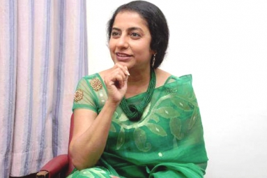 Suhasini In A Crucial Role In Chiranjeevi's Next?